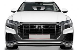 Beispielfoto: Audi Q8